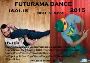 Futurama Dance (DOLI y B-Pop)