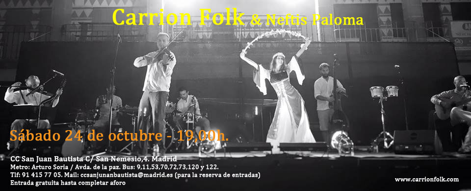 CARRION-FOLK-MADRID