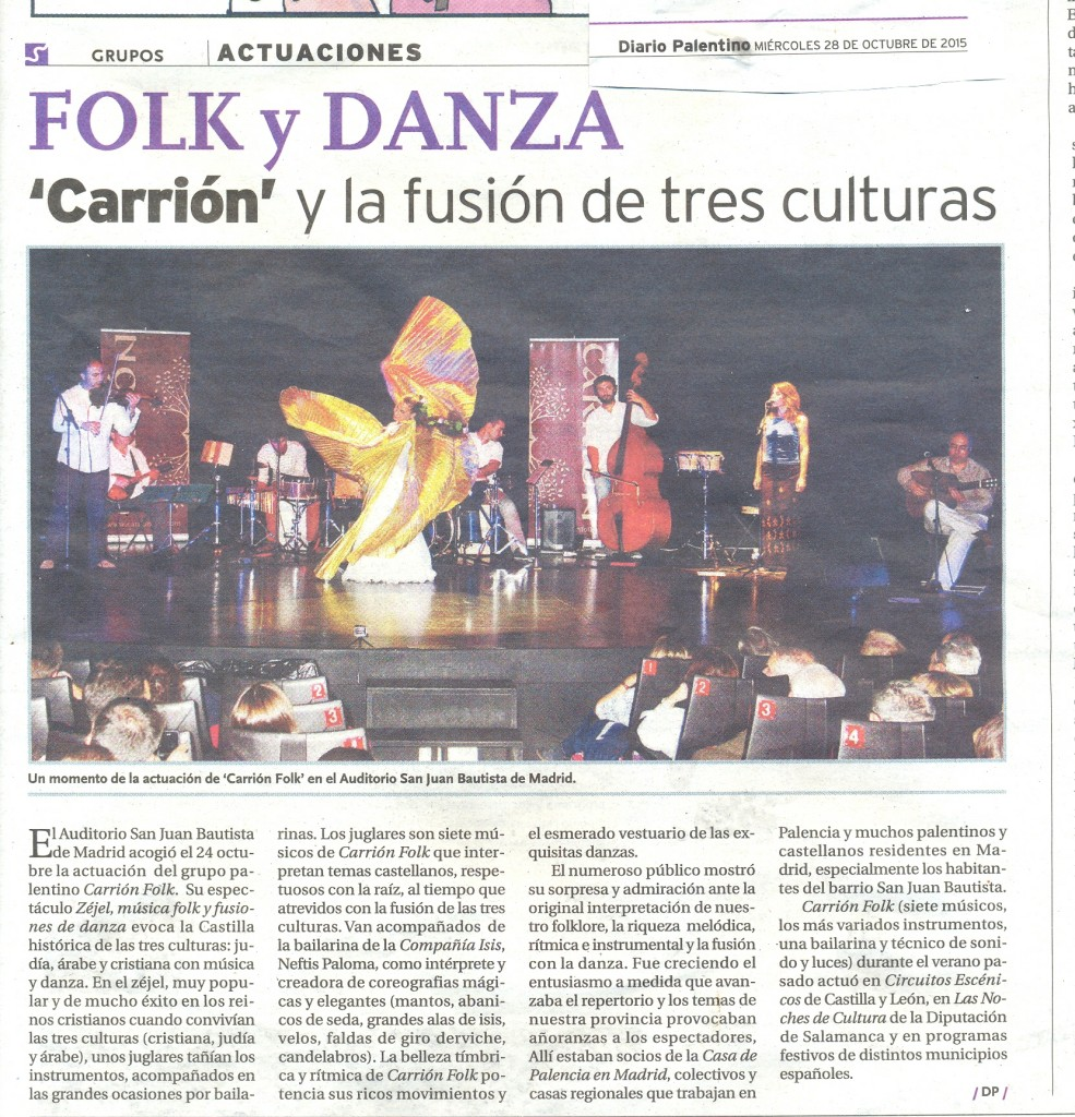 Carrión Folk