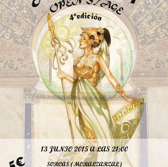 Actuación en Moralzarzal. 13 junio