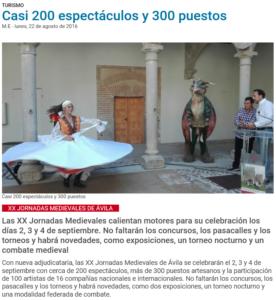 Diario de +üvila 22-08-16