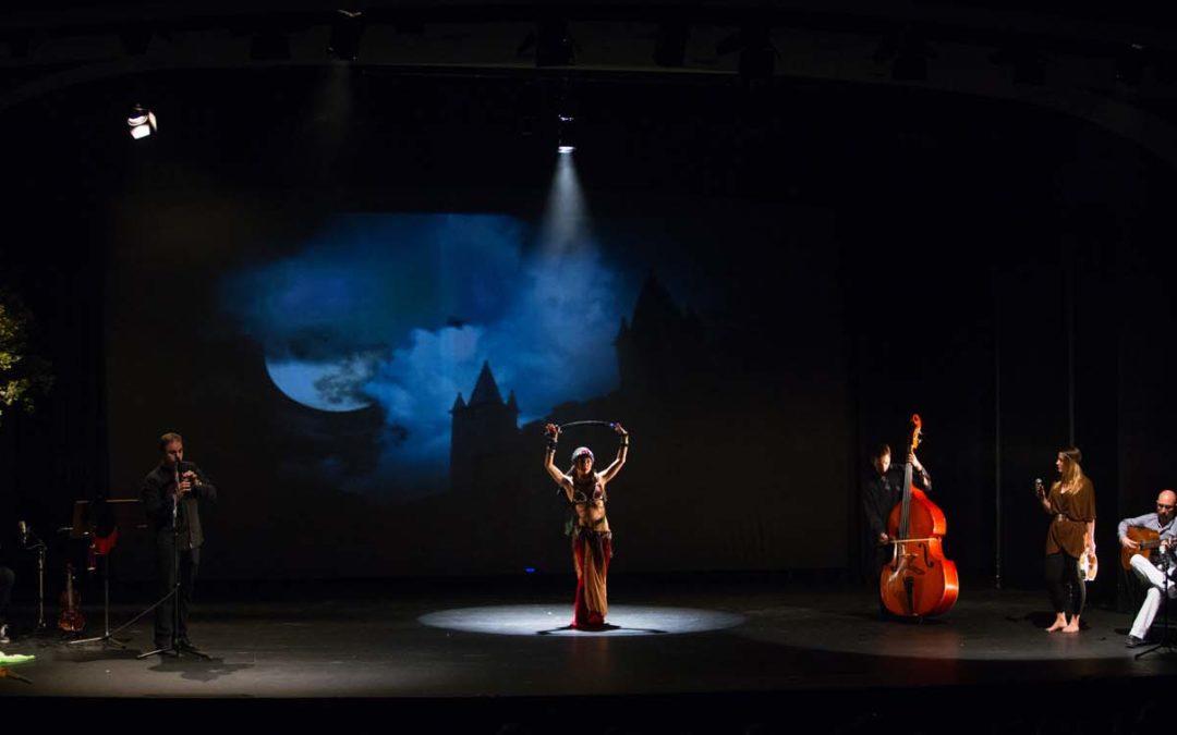 Espectáculo Mitos y Leyendas. Milagros (Burgos). Jueves 3 de agosto