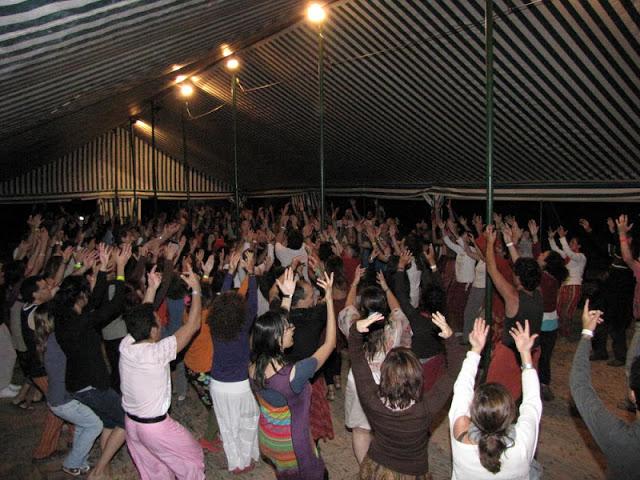 Festival Internacional de Danzas del Mundo. Giro Sufi y Danza Andalusí