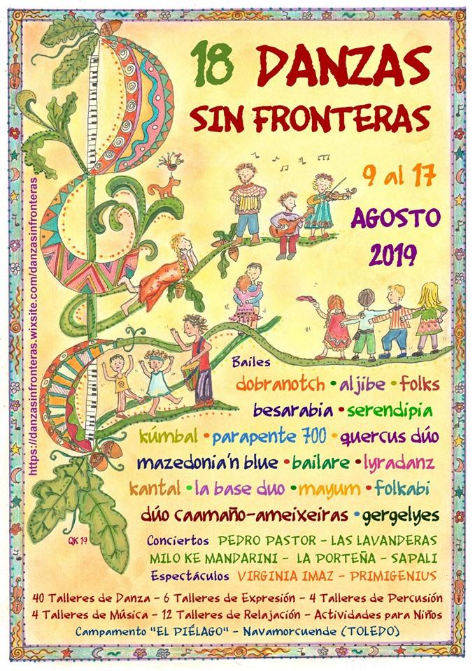 festival danzas sin fronteras